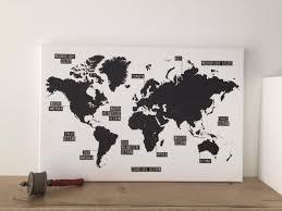 Trend Voor Aan De Wand De Wereldkaart