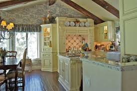 french country office. French Country Decor Kitchen Traditional With Farm Sink Wood Table Office M