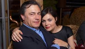 С супругом, бизнесменом душан перовичем. Lichnaya Zhizn Ekateriny Andreevoj Muzh I Doch