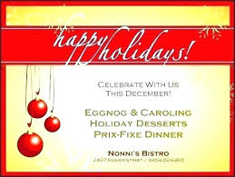 Holiday Flyers Templates Free Holiday Party Flyer Templates Free Word Elegant Happy