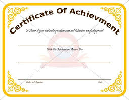 Best Performance Award Certificate 11 Best Scholarship Certificate Template Images On Pinterest