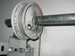 fix garage door cable