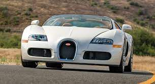 The bugatti type 57c was a supercharged version of the type 57 intended for racing, thus it was a car intended for exuberant driving. Sleek All White Bugatti Veyron Grand Sport En Route To Auction Carscoops