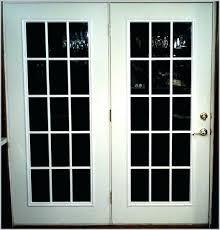 glass panel doors glass pane door replacing glass pane in french door a removing 4