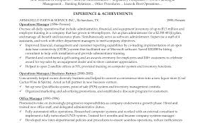 Convenience Store Manager Resume Examples Resume Sample Retail Store Manager Examples Template Clothing India 59