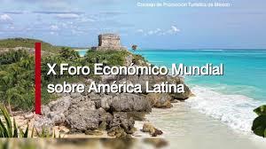 Resultado de imagem para FORO ECONÓMICO MUNDIAL SOBRE AMÉRICA LATINA