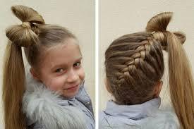 Прическа на длинные и средние волосы корзинка. Https Xn Itbbjcbnc3bknq6cgi Xn P1ai Lyogkie Novogodnie Prichyoski Dlya 9 Let