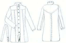 Верхняя женская одежда курсовая загрузить Верхняя женская одежда курсовая