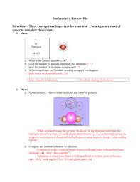 Ionic Vs Covalent Bonds Venn Diagram Cellular Respiration And Photosynthesis Review