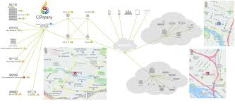 free network mapping software prtg