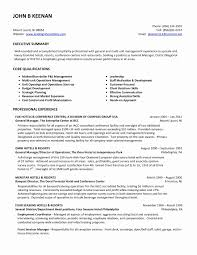 Sample Resume For General Manager Of Restaurant Save Beautiful