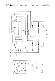 patent us rotary phase converter having circuity for patent drawing