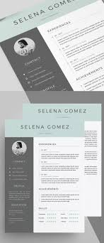 Resumes Graphic Designer Resume Template Indesign Sample Word Format ...