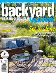 garden design magazine. Backyard \u0026 Garden Design Ideas - Issue 12.3_Cover Magazine