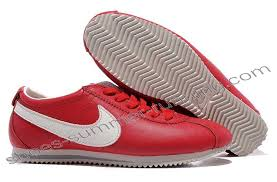 nike cortez leather women shoes dark red white nike cortez 2016 nike cortez leather