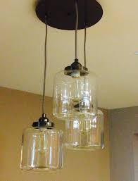west elm 3 jar chandelier