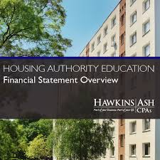 Housing Authority Education Financial Statement Overview