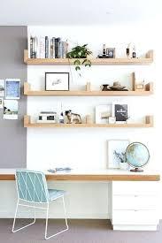 ikea office shelving. Desk: 17 Scandinavian Home Office Designs That Abound With Simplicity Elegance Desk Wall Shelving Ikea
