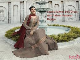Salwar Kameez Latest Designs Online Designer Salwar Suit Online By Fabja Issuu