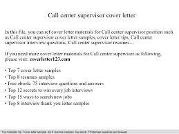 Call Center Supervisor Resume Lovely Call Center Resumes Pour Eux Com