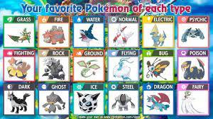 My Favorite Gen 3 Pokemon Of Each Type | Pokémon Sword and Shield ™ Amino