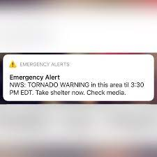 Update: Tornado Warning cancelled for ...