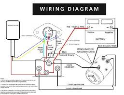 warn winch solenoid wiring diagram warn discover your wiring 12 volt car wiring diagrams