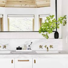 vessel sinks wall mount faucets
