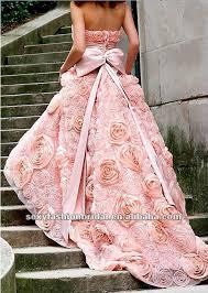 pink rose wedding dress 2016 2017 fashion trend fashion gossip