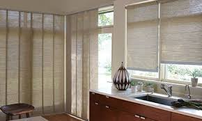 patio doors window treatments. Interesting Window Patio Door With Alustra Woven Textures  And Doors Window Treatments