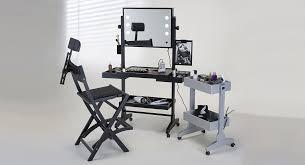plete makeup workstation