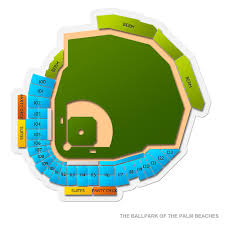 Palm Beach Stadium Seating Chart Spring Training Washington Nationals At Houston Astros