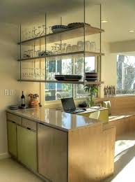 hanging open kitchen shelves hanging kitchen shelves open shelf kitchen with kitchen booth hanging shelves suspended hanging open kitchen shelves