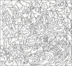 Small Picture Get This Free Color By Number Pages to Print 12490