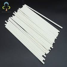 Cake Decorating Accessories Wholesale 100 Pcs 100 Cake Pop Paper Stick Lolly Pop Lollipop Sucker sticks 68