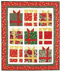 Free Christmas Quilt Patterns To Download