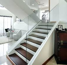 glass staircase railing contemporary staircase design modern handrail designs that make the staircase stand out glass glass staircase railing