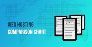 Website Hosting Comparison Chart