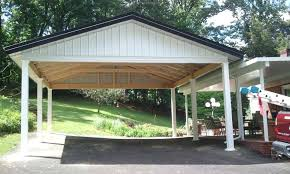 wood carport kits wooden carport kit picture diy wooden carport kits