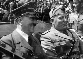 Hitler's Bad Luck Mussolini !