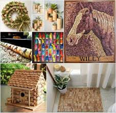 ... Large-size of Beautiful Wine Cork Craft Ideas To Decorate Your Home in Wine  Cork ...