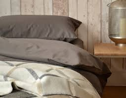 perfect for adding a touch of luxury to your own bedroom or for your very lucky guests this range of bedding is wonderfully soft with a subtle satin