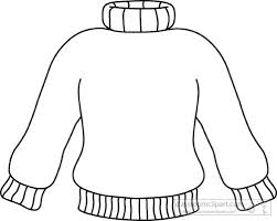 winter_turtle_neck_sweater_outline_01 black sweater template sample customer service resume on hotel management excel template