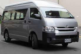 It pays to be aware of the high in Hiace   Stuff.co.nz
