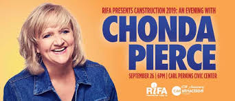 Tickets Canstruction 2019 An Evening With Chonda Pierce