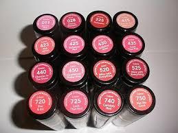 Revlon Super Lustrous Lipstick Colour Chart Revlon Super Lustrous Lipstick Free Shipping Fast Delivery
