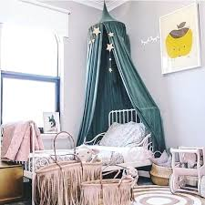 Childrens Bed Canopy Ikea Kura Childrens Blue Bed Tent Canopy ...