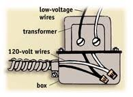 low voltage transformer wiring diagram low wiring diagrams