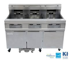 frymaster product 1814e high production oil conserving electric fryers
