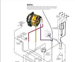 mercruiser 43 alternator wiring diagram mercruiser 120 ignition wiring diagram at Mercruiser Ignition Wiring Diagram